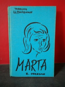 Ilustrita eldono de Marta